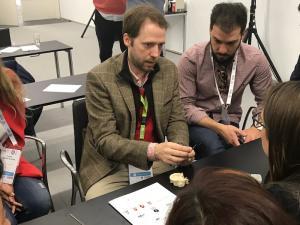David Valero y David Sevilla